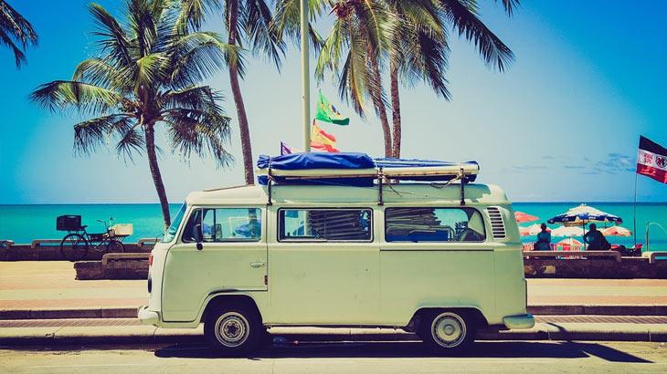 auto-vakantie